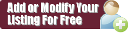 Add or Modify Your Listing For Free